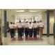 Cadets walking down the main-south hallway at Jordan High School on July 5, 2016. (Photo: Chris Larson, Sandy City Journal)