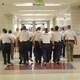 Cadets walking down the main-south hallway at Jordan High School on July 5, 2016. (Photo: Chris Larson, Sandy City Journal)