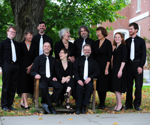 Counterpoint Vocal Ensemble Performs in Stowe on July 23!