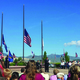 Many residents came out to see the Memorial Day Tribute Ceremony, led by Riverton Post 140 American Legion. –Hope Zitting