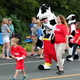 Chick-fil-A at the 2016 Maple Grove Days Pierre Bottineau Parade along 89th Avenue Thursday, July 14