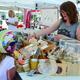 Artisans sell their wares alongside other local farmers. —Kim Roach