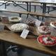 Assortment of contesting pies. —Erin Dixon