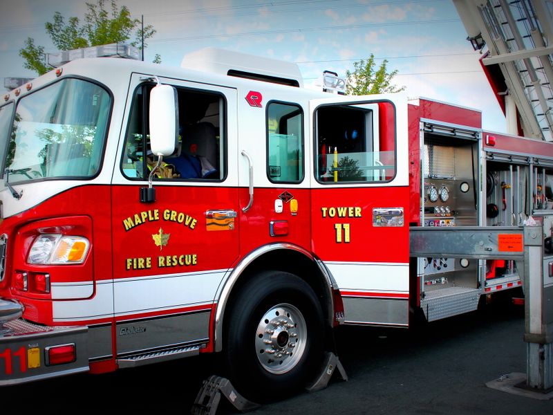 Building Fire Stalled Elevator Vehicle MGFD November Incident Report