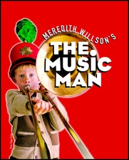 Old Courthouse Theatre Presents The Music Man - start Apr 20 2017 0800PM