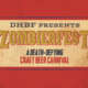 Zombierfest is Shuffling into Griffin - Aug 10 2016 0300PM