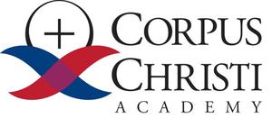 Medium corpus christi academy logo header