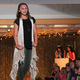 Emily J. models clothes from Maurices during the annual Back-to-School Fashion Preview Aug. 17, 2016 at the Maple Grove Community Center. (Photo by Wendy Erlien)