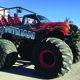 The Bluffdale 2016 Old West Days included a monster truck show. –Tori La Rue