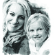 Tragic loss of mother and daughter deeply touches Daybreak community. – Layne Haacke (artist)