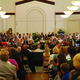 "Children from the neighborhood, school and church sang ""A Child's Prayer"" at the Lambournes' funeral. – Sandra Osborn"