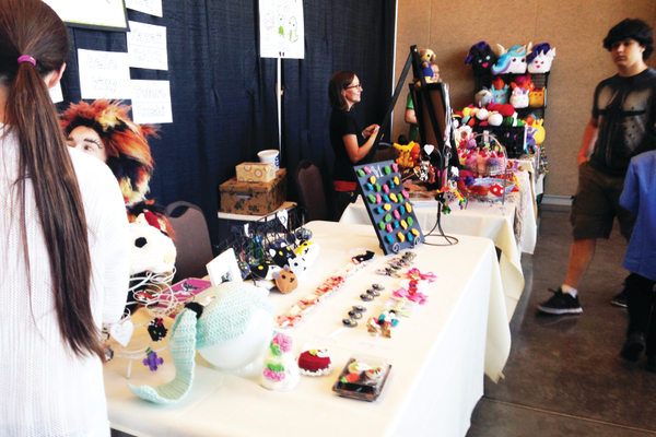 Pictured is the Marketplace available for teens to make anime purchases –Mylinda LeGrande