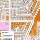 Zoning chart of the surrounding area. –Brian Berndt.