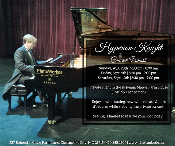 Hyperion 20knight 20concert 20pianist