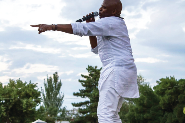 Alex Boye performed last year as part of the Midvale summer concert series. (Midvale Arts Council)