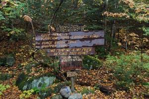 Hiking Mount Moosilauke - A Mountain to Love - Aug 29 2016 0204PM