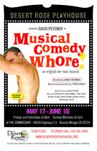 Medium whore poster 11 x 17