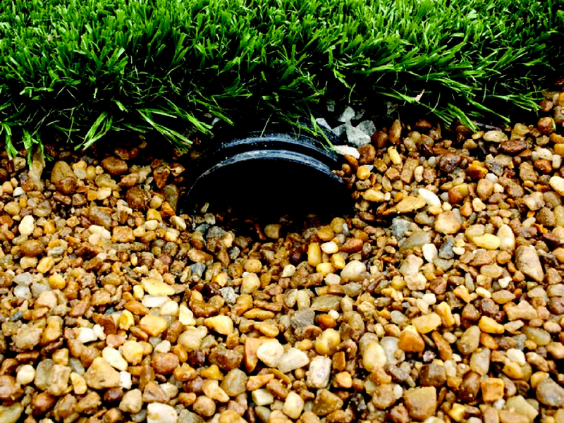 Do you have a drainage problem in your yard or neighborhood