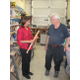 : The Native American flute making classes are taught by Bill Hughes generally in one-on-one settings. –Travis Barton