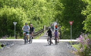 Bikers and pedestrians contribute to the vitality of a communityand its livability