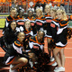 Osseo Cheerleaders. (Photo By: Doug Erlien)