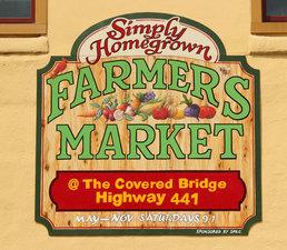 Simply Homegrown Farmers Market - start Sep 17 2016 0900AM