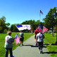 Though an annual tradition, this was the first year the walk was held at Draper Park. (Jason Comstock/Team Red, White and Blue)