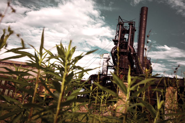 Carrie Furnace, Photo courtesy of Brett McGinnis