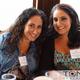 JoAnn Wellington and Elizabeth DeCesaris, both with The Geaton and JoAnn DeCesaris Family Foundation, Inc. (Event Sponsor)