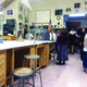 The art room where many students took art from Pat Eddington. (Natalie Mollinet/City Journals)