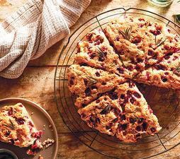 Medium 13401 beet feta and walnut scones
