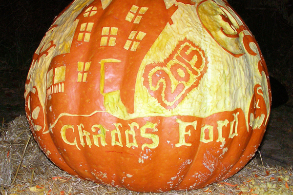 Last year's salute to haunted Chadds Ford.