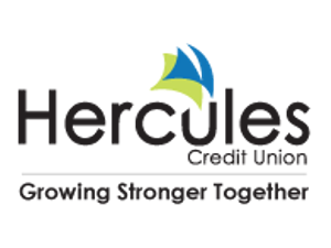 Hercules credit union logo