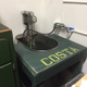 "The ""hot tub"" in the Mira Costa training room."