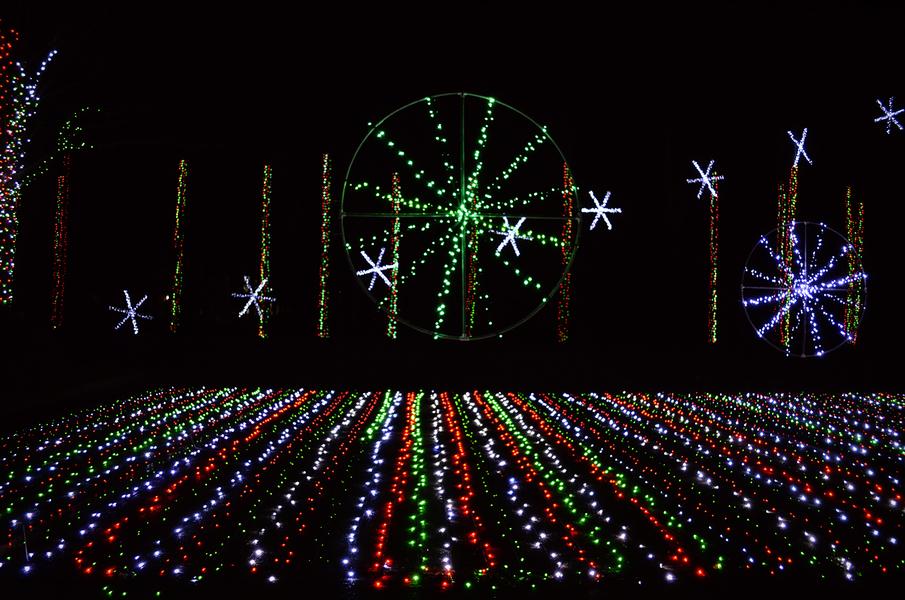 Shadrack's Christmas Wonderland to Light Up Butler County   North ...