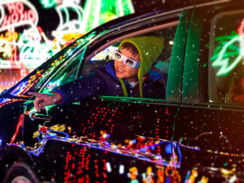 Shadracks Christmas Wonderland.Shadrack S Christmas Wonderland To Light Up Butler County