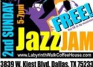 2nd Sunday Jazz Jam - No admission charged - start May 14 2017 0500PM