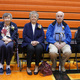 Former Murray High alumni were welcomed Sept. 23 during the school's centennial assembly and homecoming pep assembly. (D Wright/Murray School District)