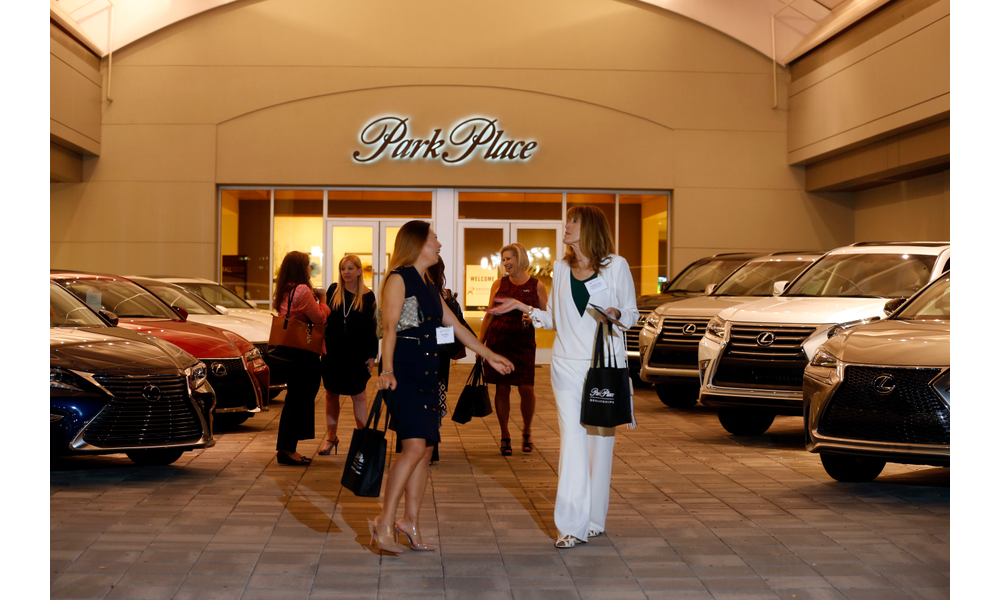 Women Presidentsu0027 Organization At Park Place Lexus Grapevine [7 Images]  Click Any Image To Expand