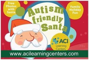 Autism Friendly Santa Event  - start Nov 19 2016 1000AM