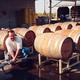 Owner/winemaker Bret Engelman is very hands on in the winery