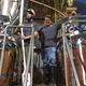 Church Brew Works Assistant Brewer Matt Higgins and Head Brewer Dan Yarnall