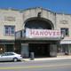 Hanover Theatre. Built in 1928.