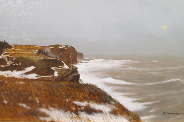 'Winter Gales' by Peter Sculthorpe.