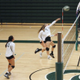 Despite taking third place at region, the Olympus High School volleyball team was eliminated the first day of the state tournament. (Olympus High School)