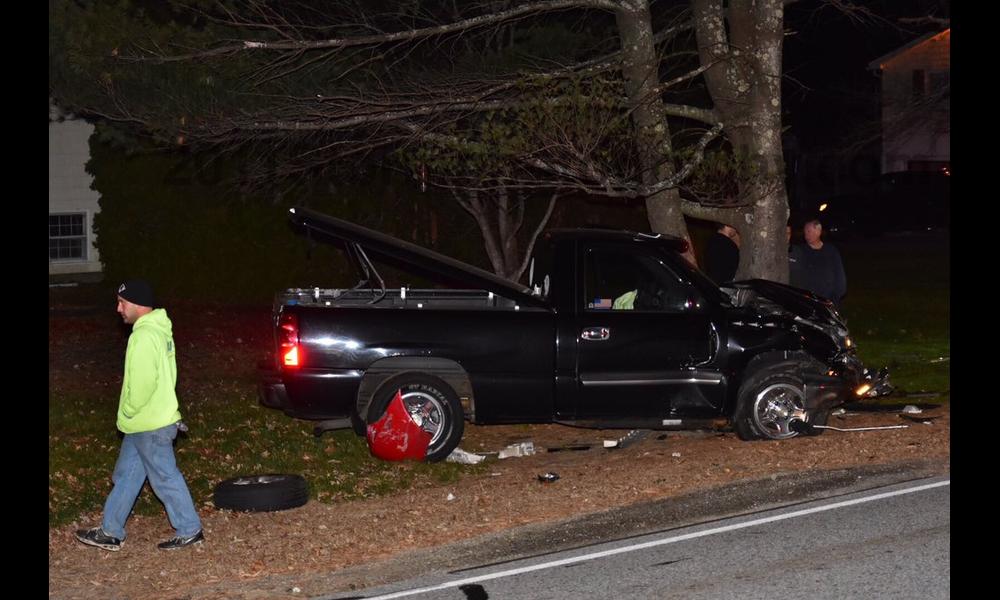 Police Log: Victim Med-Flighted After Whipple Road Car Crash