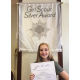 Emily Steffen, of Sandy, received her Silver Award and was honored Nov. 5 at the Girl Scouts of Utah awards recognition. (Colleen Steffen/Girl Scout volunteer)