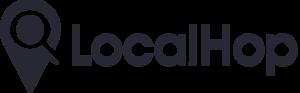 Medium localhop logo navy
