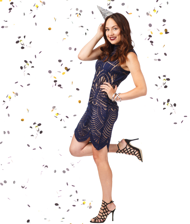 Get The Look New Years Eve 1 Night 3 Great Looks