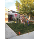Erin Brown's entry for the Herriman Art's Council's Best Dressed Halloween House. This entry won the People's Choice award. (Erin Brown)